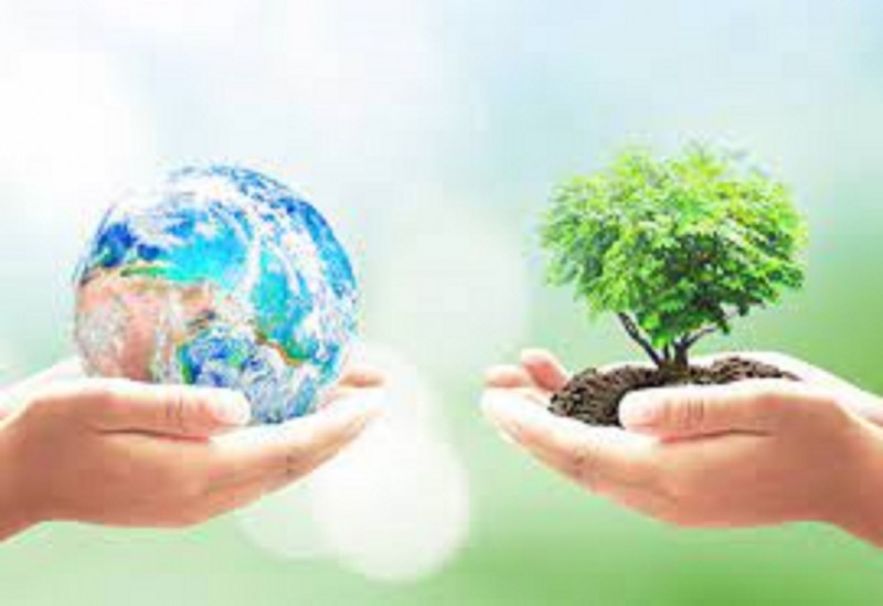 Nature gives us back what we give her - Earth day - 22.4.2021.